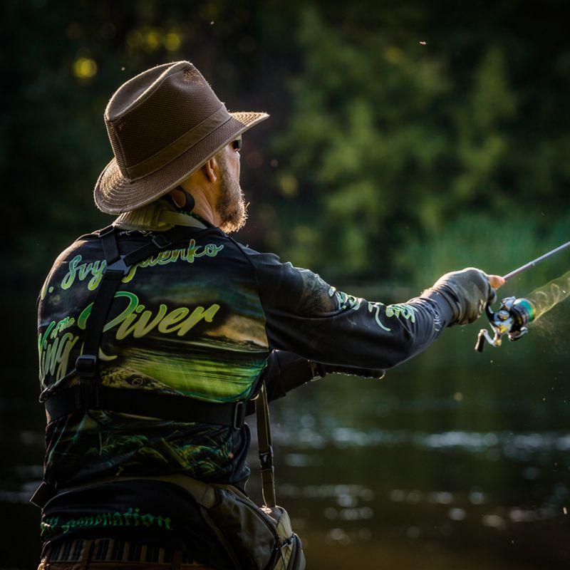 Одежда SV FISHING LURES