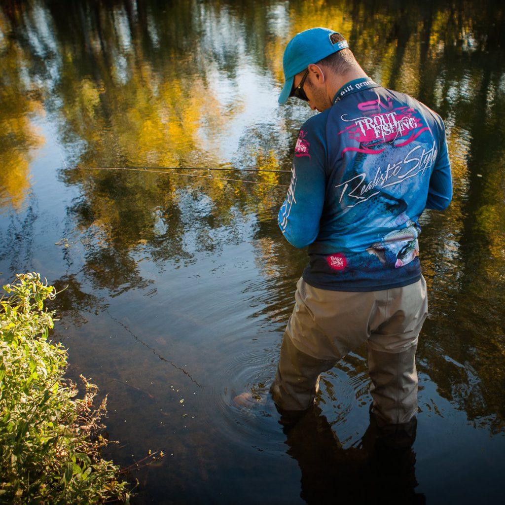 Джерси для рыбалки SV Fishing Lures